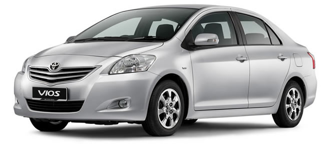 Toyota Vios J – Latest Price