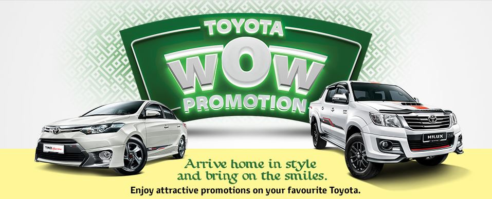 Manufacturer's Promotions