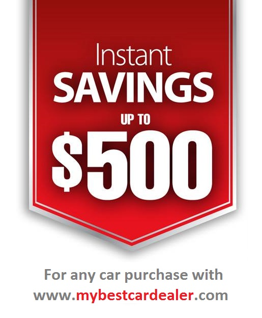 monthly promotion  my best car dealer every day discount