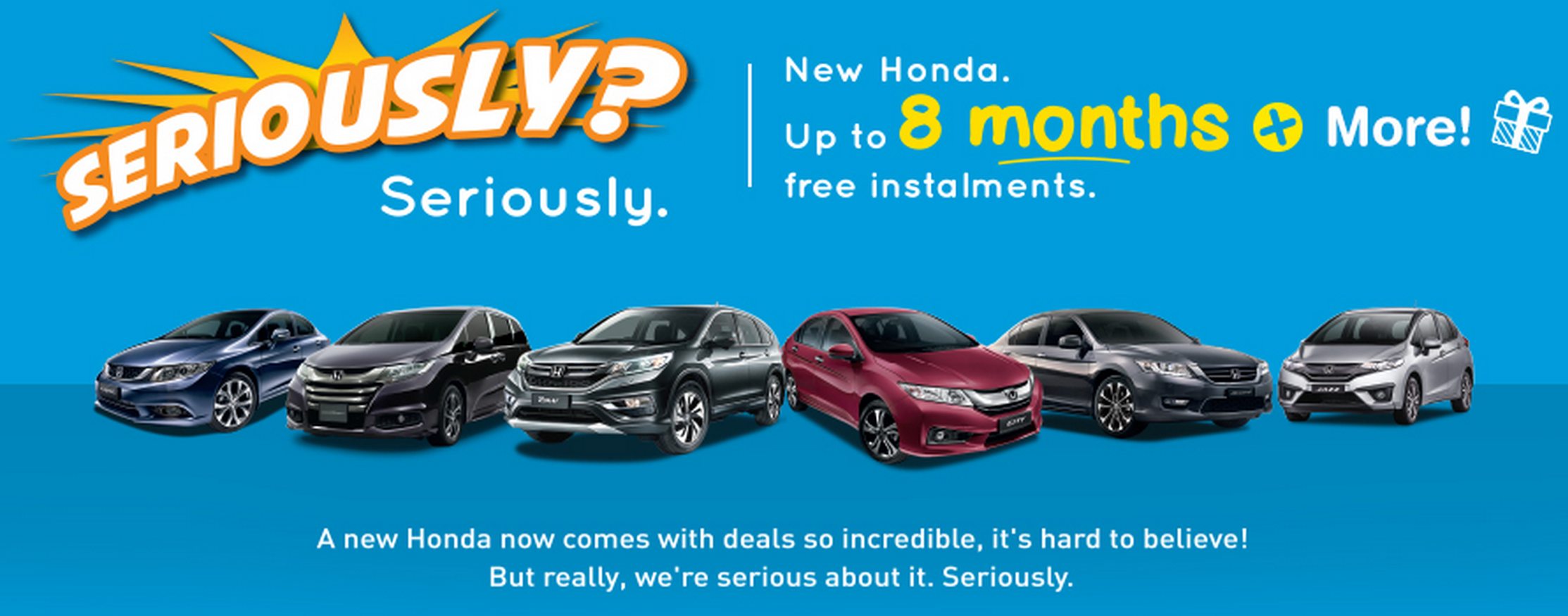 Honda Promotion October 2015 187 My Best Car Dealer