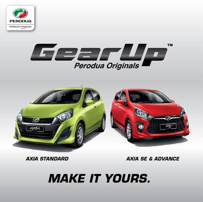 Perodua Axia | Year End Promotion 2015 » My Best Car ...
