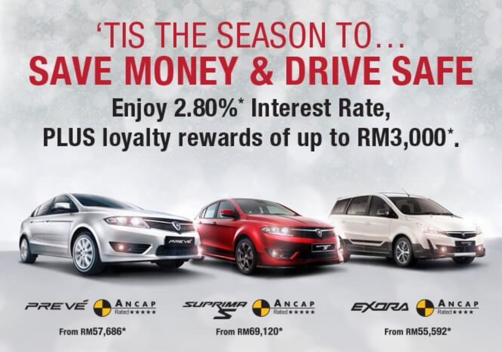Proton End Year Discount Promotion 2015