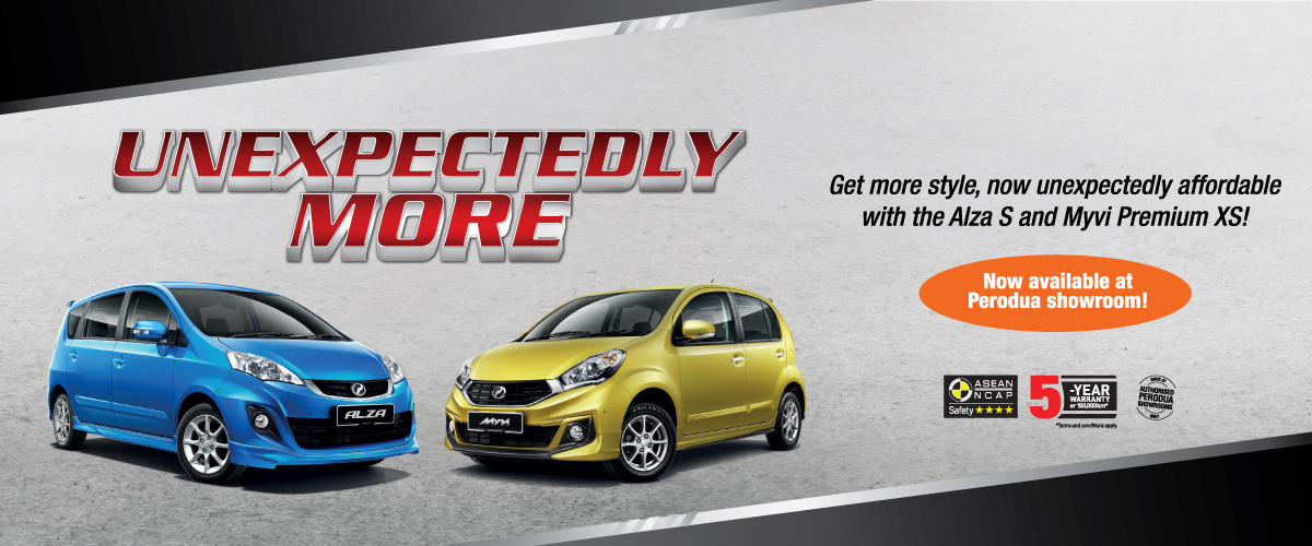 Perodua promotion discount march 2016