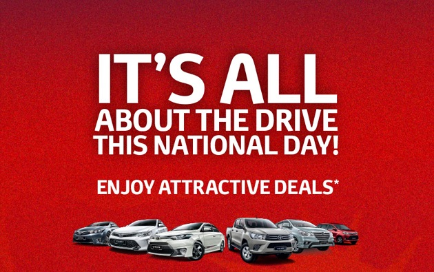 Toyota Promotion August 2016