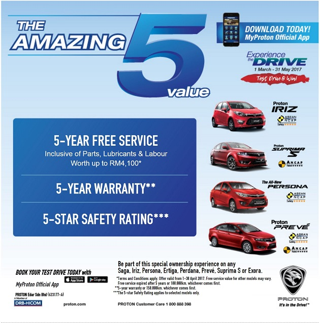 proton promotion may 2017 my best car dealer rebate. Black Bedroom Furniture Sets. Home Design Ideas