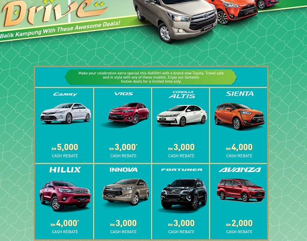 MONTHLY PROMOTION » My Best Car Dealer - EVERY DAY DISCOUNT PROMOTION ! August – September 2017