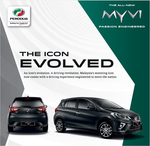 Perodua Discount Rebate Promotion April 2018
