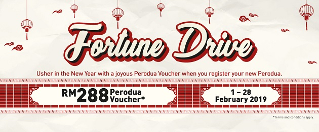 Perodua Discount Price Promotion February 2019