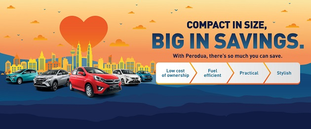 Perodua Discount Price Loan Interest Promotion July 2019